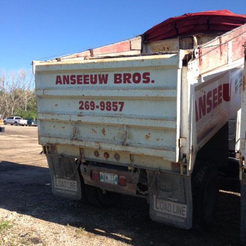 Used Equipment - Single Axle